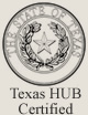 Texas Historically Underutilized Business Certified